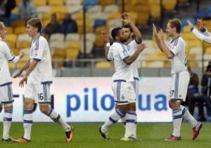 Металлург помог Динамо повторить рекорд результативности чемпионатов Украины