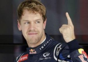 Формула-1. Феттель побеждает в Корее, делая шаг к очередному титулу
