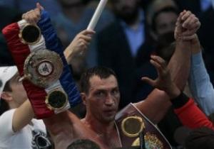 Владимир Кличко победил Александра Поветкина решением судей