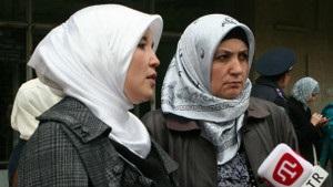 В Крыму сорвали конференцию мусульманок