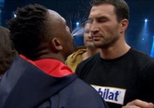 Чисора: Я приехал просто посмотреть на один из самых классных поединков в боксе