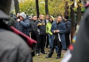 Свобода: Милиция установила личности фальсификаторов выборов в 223-м округе в Киеве