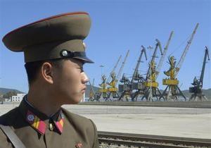 РЖД переводит стрелки на Северную Корею - Reuters