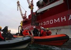 Greenpeace - Greenpeace проведет акции в защиту арестованных в России экологов в 45 странах