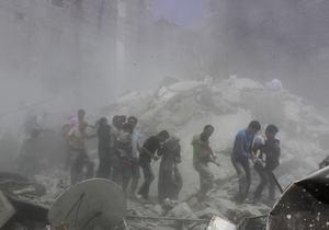 Химическую атаку в Сирии совершила группировка, направленная Саудовской Аравией - российский источник