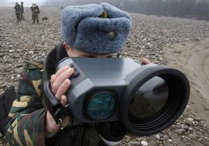 Взрыв - новости Сумской области - Бачевск - граница - Взрыв на границе Украины с Россией: пограничники задержали четырех молдаван