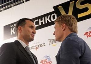 Американские эксперты не дают шансов Поветкину в бою с Кличко