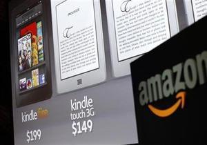 Стали известны первые подробности о смартфонах Amazon - kindle - kindle fire