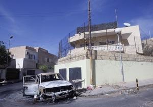 На посольство России в Ливии напали из-за женщины