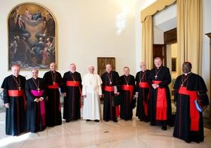 Конституция для Святого престола. В Ватикане кардиналы готовят масштабную реформу