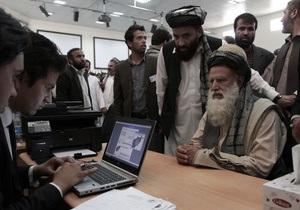 Учитель террористов 9/11 стал кандидатом на пост президента Афганистана