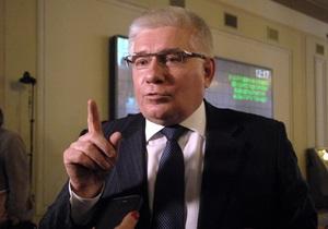 Янукович наградил Чечетова орденом За заслуги