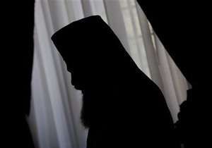 Кужель - Янукович - проклятие - Кужель: старцы при монастыре читают проклятия против Януковича