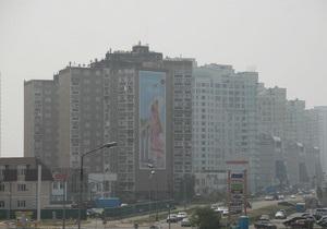 В Киеве подавляющее большинство жилых домов остается без тепла