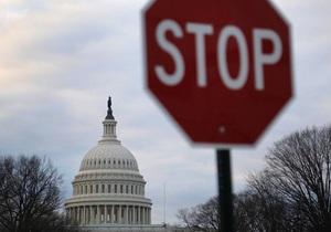 Кризис в США - Очередная попытка разрешить бюджетный кризис в США закончилась безрезультатно