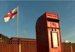 Британия - Считают ли себя британцами жители Британии? - видео
