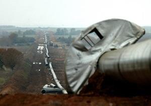 Россияне договорились о транспортировке газа по еще одному газопроводу в обход Украины