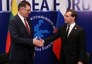 Вильнюс может заблокировать транспортное сообщение с Калининградом в ответ на давление России на соседей