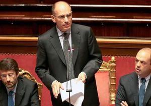Италия - Берлускони передумал. Правительство Италии получило вотум доверия в Сенате