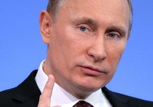 Путин: В России нет политических заключенных