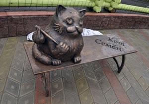 Новости России: В России открыли памятник коту, который потерялся в Москве и 6,5 лет шел домой в Мурманск