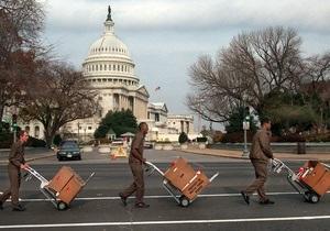 Бюджетный кризис в США - Происходит ералаш. Первый день остановки работы правительства США не прояснил ситуацию