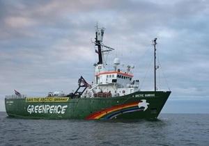 Следственный комитет начал предъявлять обвинения активистам Greenpeace