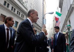 Уолл-стрит выросла в надежде на скорое преодоление кризиса США