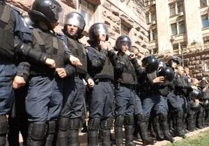 В Киевсовете приняты беспрецедентные меры безопасности