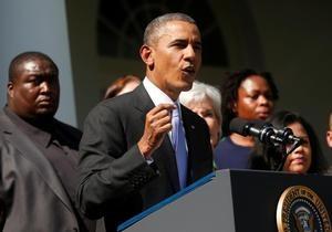 Обама заявил, что нынешний бюджетный кризис был полностью предотвратим