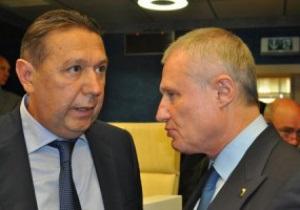 Коньков и Суркис договорились о совместных действиях