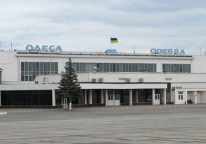 новости Одессы - аэропорт Одесса - самолет - В аэропорту Одессы самолет выехал за пределы  полосы, задержав остальные рейсы