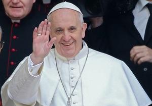 Папа Римский озабочен арестом ксендза белорусским КГБ