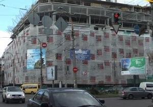 Новости Киева - Подол - стройка - скандал - этажность - В Киеве на Подоле застройщик незаконно увеличил количество этажей - активисты