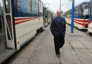 В нескольких киевских трамваях появился бесплатный интернет