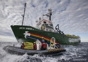 Арестованные веганы-активисты Greenpeace просят разрешить им есть витамины и фрукты