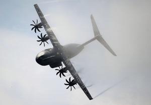Airbus А400М - В Европе начинаются поставки нового военно-транспортного самолета