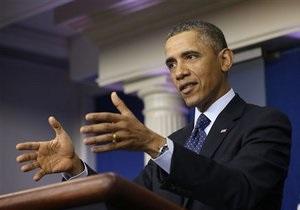 Бюджетный кризис в США: Обама позвонил республиканцам