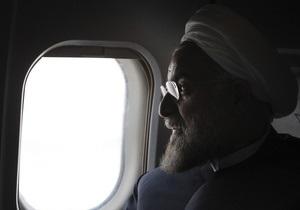 Рухани дал старт возобновлению прямых перелетов между Ираном и США