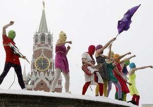 Алехина: Выступлений Pussy Riot в храмах больше не будет