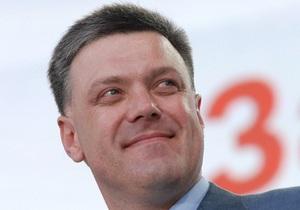 Тягнибок увидел в СА шанс преодолеть  совок  в сознании украинцев