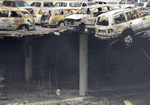 Фотогалерея: Полсотни пропавших без вести. Обнародованы снимки последствий взрыва в кенийском ТЦ Westgate