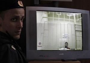 Новости России - Развозжаеву продлили срок заключения до одного года