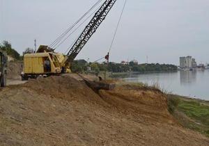 СМИ: В Измаиле для строительства дендропарка уничтожают остатки турецкой крепости