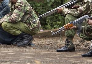 В Кении задержан еще один подозреваемый в причастности к атаке торгового центра