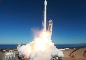 SpaceX - новости науки - космос: Модифицированный Falcon 9 вывел на орбиту сразу шесть спутников