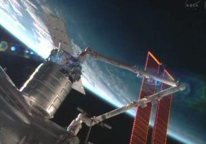 Новости науки - Cygnus - NASA: Грузовик Cygnus прибыл на МКС. На очереди - пилотируемые Boeing и Sierra Nevada