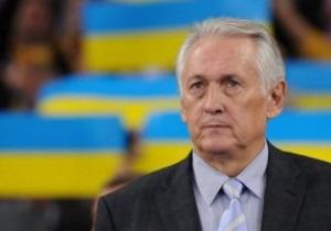 Наставник сборной Украины: Главное - результат. Будет результат, будет и игра
