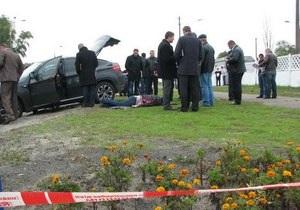 новости Киева - Дорожный конфликт в Киеве закончился убийством