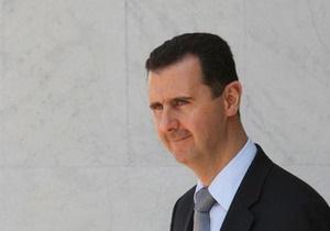 Президент Сирии пообещал подчиниться резолюции СБ ООН